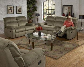 Andrew Recliner Sofa Set