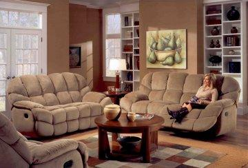Valeria Recliner Sofa Set