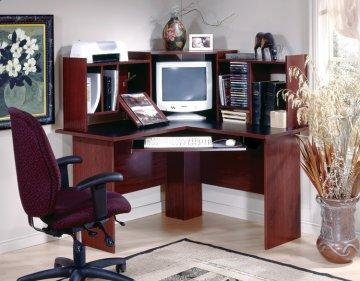 South Shore 7267 Series Corner Computer Desk Office Furniture