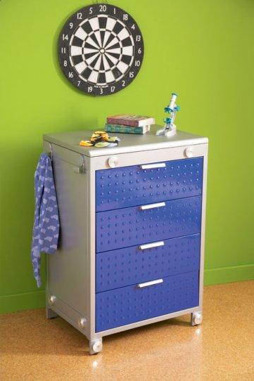 Mixter Max 4 Drawer Chest