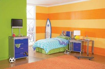 Mixter Max Full Youth Bed