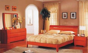 Apollo Platform Bedroom Set