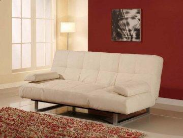 Denver Bone Convertible Sofa