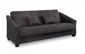 Hamptons Slate Convertible Sofa