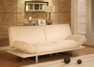 New York Bone Convertible Sofa
