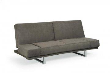 New York Slate Convertible Sofa
