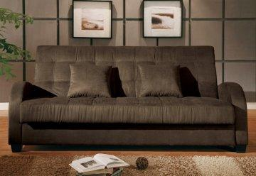 San Diego Storage Convertible Sofa