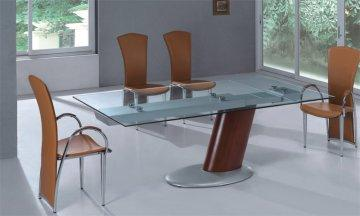 Baron Glass Dining Table Set