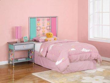 Bauble Girls Twin Bed