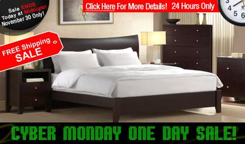 Cyber Monday 2009 Deals at Wholesale Furniture Brokers